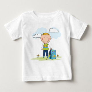 Back to school Boy Baby T-Shirt