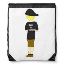 Back to School Boys' Backpack