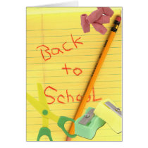 Back-to-School Card