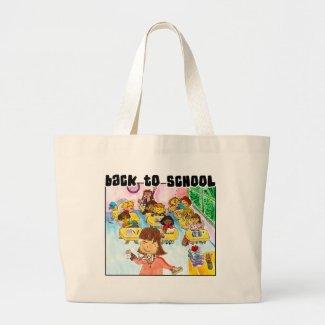 Back to School Classroom Bag bag