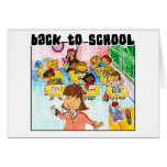 Back to School Classroom Cards