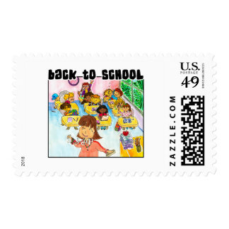 Back to School Classroom Stamp