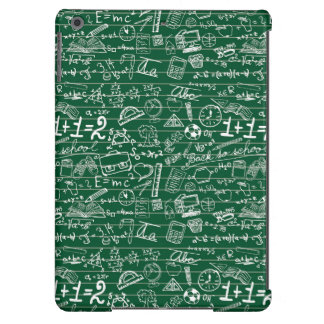 Back to School Collage iPad Air Cover