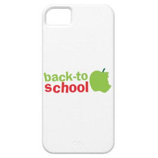 Back-To-School cute teacher design with an apple iPhone SE/5/5s Case