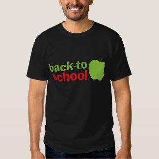 Back-To-School cute teacher design with an apple T Shirt
