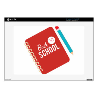 Back To School Decal For Laptop
