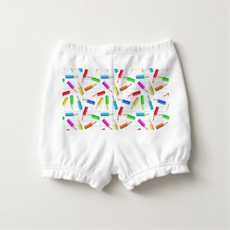 Back To School Diaper Cover