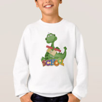 Back To School Dragon Sweatshirt