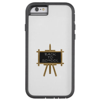 Back to school easel board tough xtreme iPhone 6 case