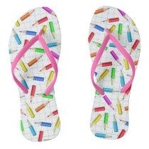 Back To School Flip Flops