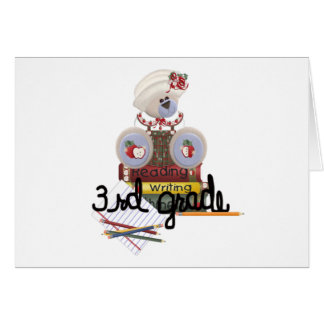Back To School Gifts Greeting Card