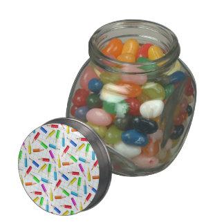 Back To School Glass Jars
