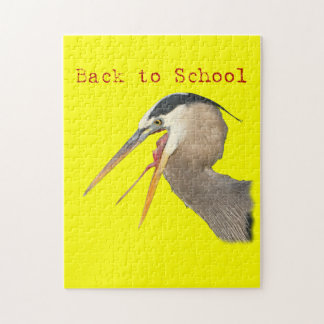 Back to School Jigsaw Puzzle