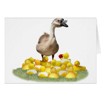Back To School, Little Duckies! Card