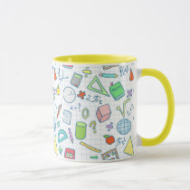 Back to school: math mug
