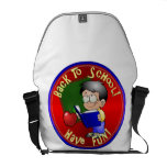Back to School Messenger Bags