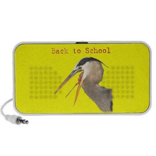 back to school mini speakers