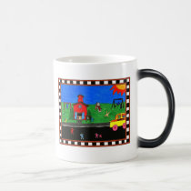Back To School Morphing Mug