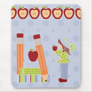 Back To School Mouse Pad