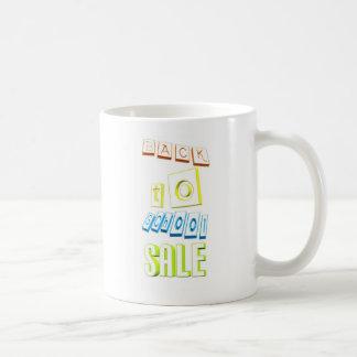 Back to school coffee mugs