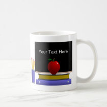 Back To School Mug Template