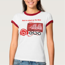Back to school on the Bebo wave! T-Shirt