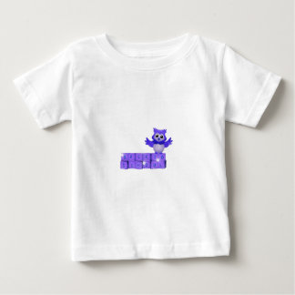Back to school owl baby T-Shirt