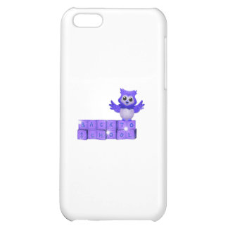 Back to school owl iPhone 5C covers