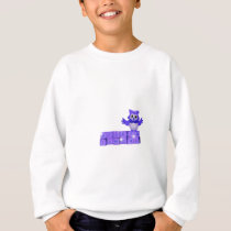 Back to school owl sweatshirt