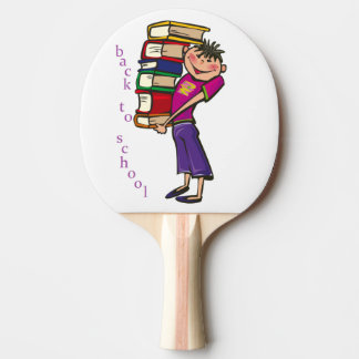 BACK TO SCHOOL Ping-Pong PADDLE