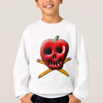 Back to School Pirate Inspired Design Sweatshirt