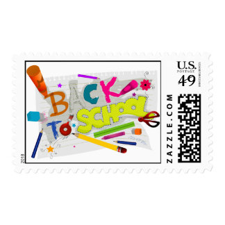 Back To School Postage