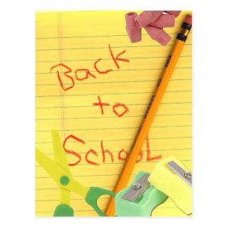 Back-to-School Postcard