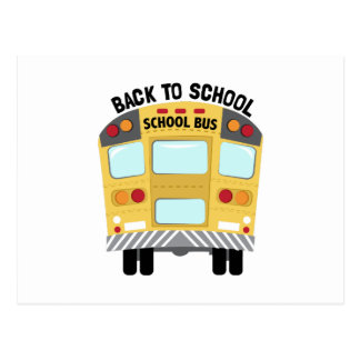 Back To School Postcards