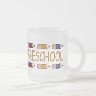 Back To School Preschool Fun Gift Coffee Mug