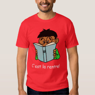Back to school, reading is fun shirt