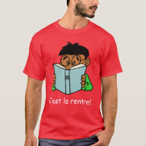 Back to school, reading is fun T-Shirt