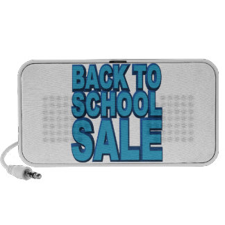 Back to School Sale iPod Speakers