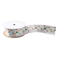 Back to School Satin Ribbon