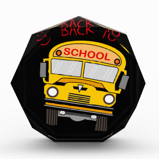 Back to school - school bus award