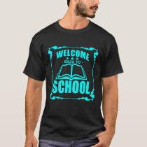 Back To School SCHOOL NERD FUNNY SHIRT .