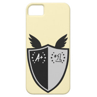 Back to school Shield iPhone SE/5/5s Case