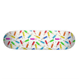 Back To School Skateboard Deck