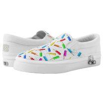 Back To School Slip-On Sneakers