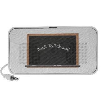 Back To School Travelling Speaker