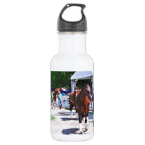 """Back to School"" Stainless Steel Water Bottle"