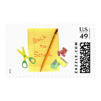 Back-to-School Stamps