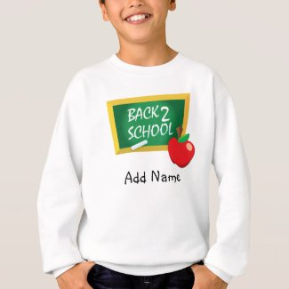 Back-to-School Sweats Sweatshirt