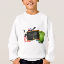 Back to school. sweatshirt