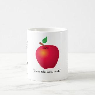 Back to School Teacher Mugs
